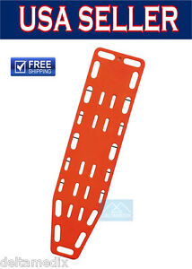 Spine Board Rotation Medical Strap Plastic Ambulance Emergency 191 mayday