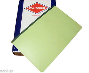Lot Of 125 Gussco Legal Size Straight Cut Expandable Filing Pressboard Folders