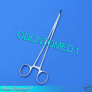 Mixter Forceps 9 Surgical Medical Instruments