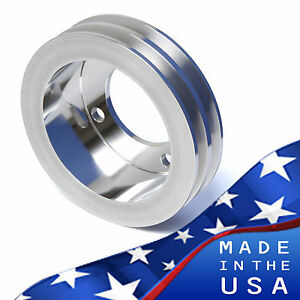Crankshaft Pulley For Ford Racing Water Short Pump 2v Frpp Street Rod Pulleys