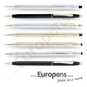 Cross Classic Century Mechanical Pencil 0 7 Supplied In Gift Box Select Colour