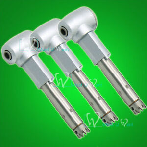 3pcs Dental Lab Pro Kavo Style Push Contra Head For Kavo Contra Angle Handpiece