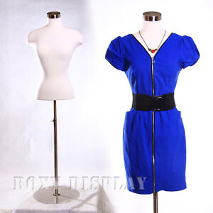 Female Size 4 6 Mannequin Manequin Manikin Dress Form 22sdd01 bs 04