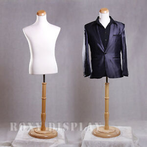 Male Mannequin Manequin Manikin Dress Body Form 33m01 bs r01n
