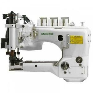 Zoje Zj 35800 Dnu Feed off the arm Lap Seam Industrial Sewing Machine Head Only