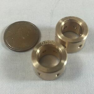 T3 T4 Bronze Turbo Turbine Shaft Bearings Garrett Style