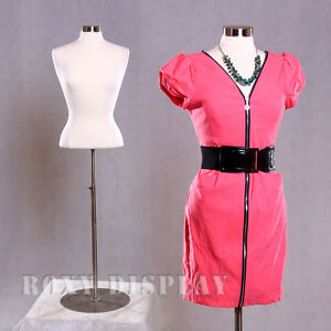 Female Medium Size Mannequin Manequin Manikin Dress Form fbmw bs 04