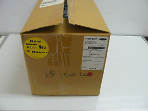 New Vwr 21008 216 Centrifuge Tubes 15ml With Screw Caps Case Of 500