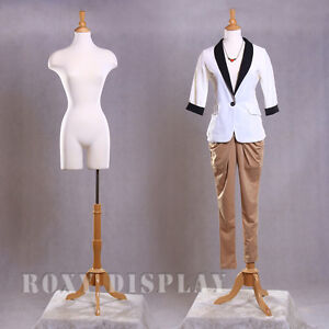 Female Jersey Form Mannequin Manequin Manikin Dress Form f2wlg bs 01nx