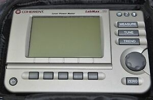 Coherent Labmax to Pm300f 50 Laser Power Meter