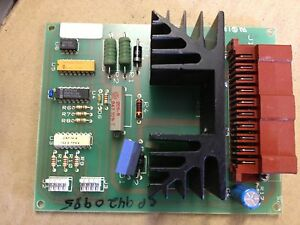Part 9420985 Bourg Bourg Bt12 Sheet Feed Power Pcb