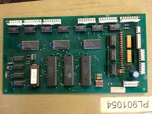 Bourg Ae Collator Main Pcb note We Stock Used Bourg Ae Bt12 Bst10 Parts