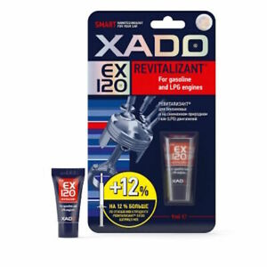 Xado Gel Revitalizant Gasoline Engine Treatment 9 Ml