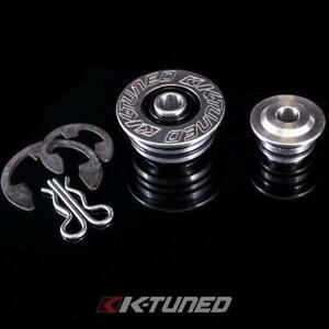 K Tuned Billet Spherical Shifter Cable Bushings For Oem Cables Ktd Cab Sph