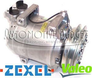 Compressor Gmc W series Isuzu Npr Nqr Nrr W diesel Engines 2005 2010 New Oem