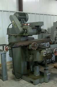 Doall Vertical Horizontal Mill