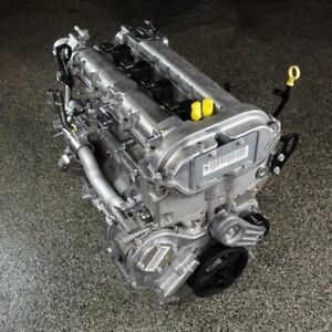 New Gm Chevy Cobalt Hhr Ecotec Lnf Lhu 2 0l Turbo Fwd Long Block Engine No Turbo