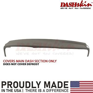 02 03 04 05 Dodge Ram Molded Dash Cover Skin Cap Overlay Front Section Taupe Tan