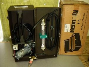 Kennedy K20 9213381 Tool Box H p Tool 3824699 12v Vacuum Pump Dryer Kit Cummins