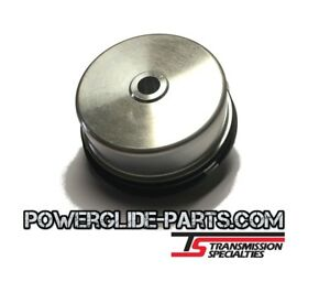 Tsi Powerglide Billet Aluminum Dual Ring Servo With Lip Seal