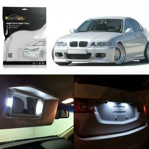 19 White Led Interior Light Package For Bmw E90 E91 2006 2011 328i 335i M3 330i