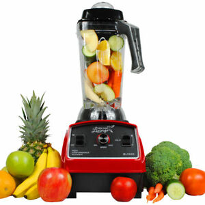 New 3hp High Performance Commercial Pro Fruit Smoothie Blender Mixer Juicer 8