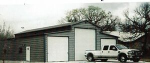 42 X 40 Garage With 14 Leg 12x12 Door Free Del Install prices Vary
