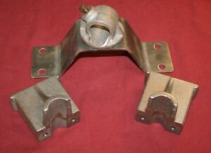 International M Engine Cart Bolster Kit Hit Miss Gas Flywheel Wheels Truck