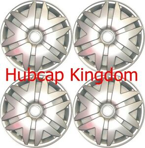 2004 2010 Toyota Sienna 16 Silver Hubcaps Wheelcovers New Set Of 4