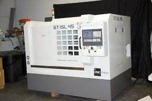 Gt isl 45 Industrial Slant Gang And Turret Lathe Combination
