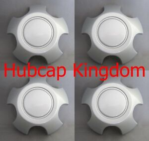 New Factory Original Wheel Hub Center Cap Set For 2005 2013 Toyota Tacoma