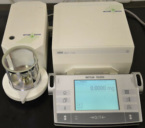 Mettler Toledo Umx2 Ultra micro Balance Calibrated 90 Days Warranty