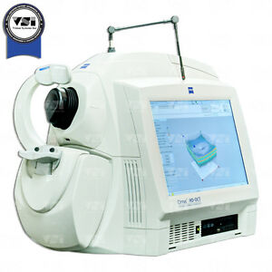Zeiss Certified Factory Authorized Cirrus Hd oct 4000 Win 7 Anterior Seg 7 0