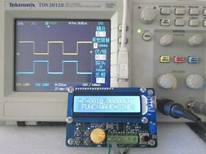 12mhz Dds Function Signal Generator Module Arbitrary Waveform Sweep