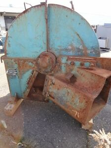 Precision Chipper Model 48 Size 48 11