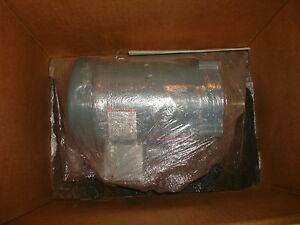 New Baldor Reliance 3 Phase 1 3 1 2 Hp 2850 3450 Rpm Model P56h1516