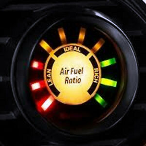 New Sunpro Style Line 2 Led Air Fuel Ratio Gauge Electrical Cp8210