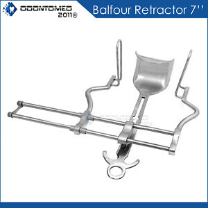 Balfour Retractor 7 Gyno Tools Surgical Instruments