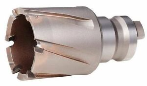 Milwaukee 49 57 1502 1 1 2 In Quick Change Tang Drive Steel Hawg Cutter