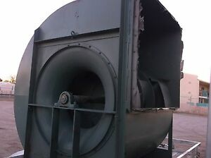 Industrial Fan Blower 100 Tons Acousta Foil