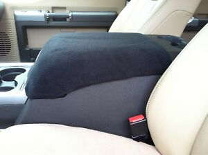 Fits Ford Truck F250 F350 2010 2019 Center Armrest Console Cover Usa Made C1f