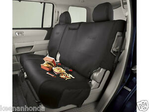 Genuine Oem Honda Pilot 2nd Second Row Rear Seat Cover 2012 2015