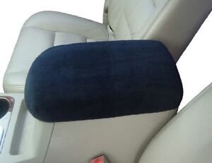 Fits Nissan Rogue 2007 2014 Fleece Center Armrest Console Lid Cover D3