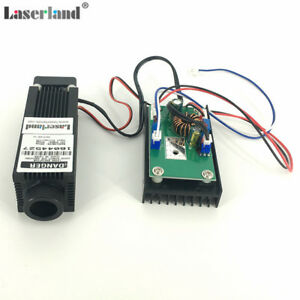Laserland Focusable 800mw 0 8w 980nm Ir Infrared Laser Diode Module W ttl