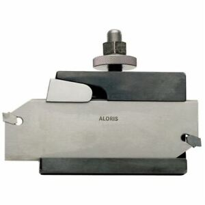 Aloris Da 71 Cut off Grooving Holder 3 16 Or 1 4 Blade Widths Cnc Lathe Usa