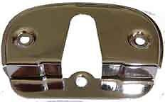 Chevy Olds Pontiac 1940 To 48 New Chrome Door Dovetail Casing Cap Parts List