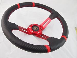 Club Car Precedent Steering Wheel Golf Cart W Billet Adapter 3 Spoke