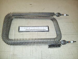 Nos Chromalox Non immersion Heating Element 1 39681 600w 254v Ask39614 9pc4