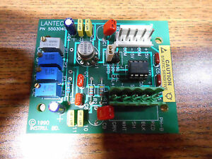 Lantech Load Cell Pc Board 55030401