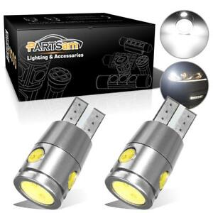 921 T10 High Power Xenon White Error Free Cree Led Bulbs Backup Reverse Lights